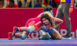 Divya Kakran becomes second Indian woman to win gold in Asian Wrestling Championships