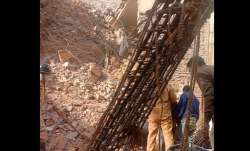 4 children killed as religious seminary building collapses