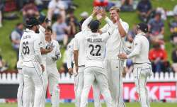 Live Score IND vs NZ 1st Test Day 1: Live Updates from Wellington
