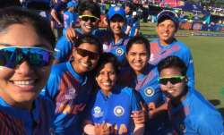 India remain unbeaten in Group A