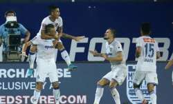 Goian's 83rd-minute strike was enough for Chennaiyin to win