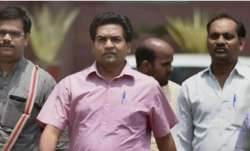 A file photo of BJP leader Kapil Mishra