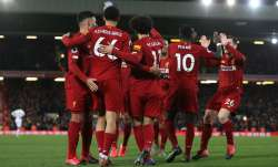 Premier League: Liverpool survive scare to rally to 3-2 win over West Ham