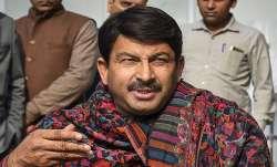 Manoj Tiwari offers to quit as Delhi BJP chief post poll debacle