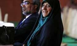 Iran's Masoumeh Ebtekar, spokesperson for 1979 hostage-crisis tests positive for Coronavirus