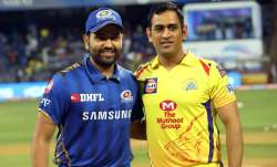 Mumbai Indians versus Chennai Super Kings