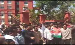 Kashmiri students, pro-Pakistan slogans, Hubli, judicial custody