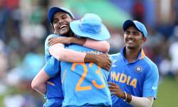 U19 WC final   Boys put up a great show but the results didn't go our way: Priyam Garg