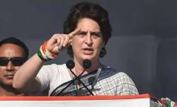 Priyanka Gandhi Vadra on Friday questioned the basis on which former Jammu and Kashmir chief ministe