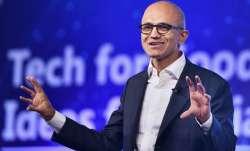 Satya Nadella, Satya Nadella india visit, Microsoft CEO Satya Nadella to visit India, Microsoft CEO