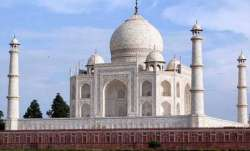 A file photo of the Taj Mahal (PTI)