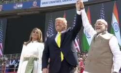 Donald Trump at Motera Stadium: Top Quotes