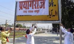4 railway stations in Uttar Pradesh's Prayagraj get new names