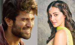 Ananya Panday to become Vijay Deverakonda's leading lady in his first Hindi film?