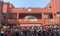 Gargi College girls to go for indefinite strike after admin's 'laxity' on mass molestation incident