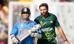 Nine years ago today, Sachin Tendulkar's grit outclassed Pakistan in 2011 World Cup semifinal