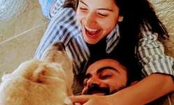 Anushka Sharma, Virat Kohli's photo with their dog is adorable beyond words