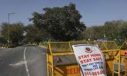 Delhi, coronavirus, COVID19, Kejriwal, lockdown