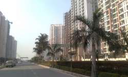 A file photo of a Ghaziabad township for representational