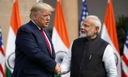 President Trump had called Prime Minister Modi, requesting