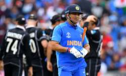 #DhoniRetires trends on Twitter, MS Dhoni fans get nostalgic