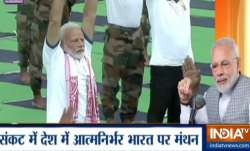 VIDEO: PM Modi encourages people to practise Yoga to fight COVID19 pandemic