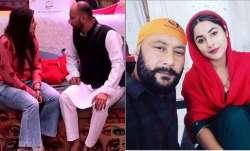 Bigg Boss 13 fame Shehnaaz Gill's photos with father