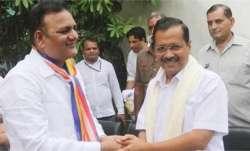 AAP MLA from Delhi's Patel Nagar Rajkumar Anand tests positive for coronavirus