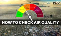 air quality, world environment day, world environment day 2020, how to check air quality, air qualit
