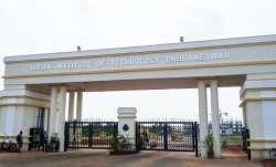 IIT Bhubaneswar main gate
