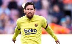 Barcelona allay fears over Lionel Messi injury ahead of La Liga restart