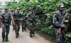 Odisha's Kandhamal district encounter