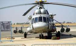 IAF deploys two MI-17 choppers to contain locusts invasion near Jodhpur