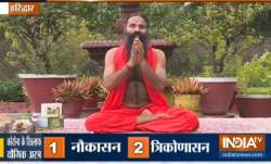 Keep COVID-19 away through these yogasanas and home remedies by Swami Ramdev