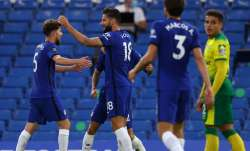 Premier League: Olivier Giroud gives UCL-chasing Chelsea win against relegated Norwich