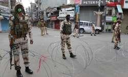 Jammu and Kashmir: IED blast In Pulwama, CRPF jawan injured