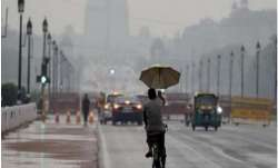 Scattered rains in north India, temperatures settle close to normal