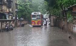 Heavy monsoon rains in MMR: Waterlogging reported in Navi Mumbai, Panvel and several areas | Photos
