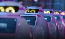 robot, robots, china, china robot restaurant, robot chefs, robot waiters, technology, coronavirus, c