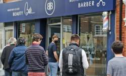 Salons, tattoo shops reopen in England after 4 months
