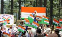 74th Independence Day Celebrations in Kashmir