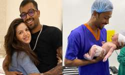 Hardik Pandya, Natasa Stankovic's baby boy's name revealed