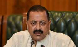 Union Minister Jitendra Singh