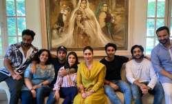 Cousins Kareena Kapoor Khan, Ranbir Kapoor, Riddhima Kapoor