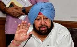 Punjab CM Amarinder Singh/FILE IMAGE