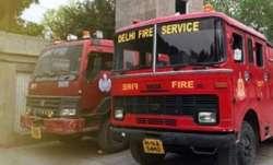 Delhi mall fire