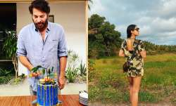 Mammootty's birthday celebration to Sara Ali Khan's Monday