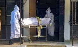 Coronavirus victim's body nibbled by rats at Indore hospital