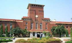 Delhi University's new academic session to commence on Nov 18