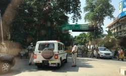 Security stepped up in vicinity of Lucknow court ahead of Babri case verdict